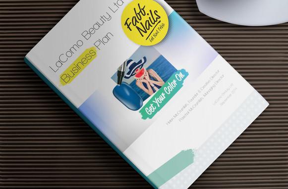 Brochures/Business Plans