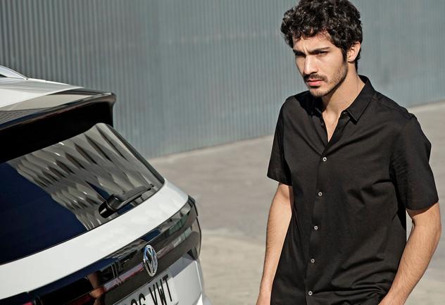 Chino Darín_actor VW Tiguan