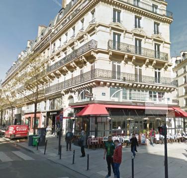 Emplacement Cabinet ostéopathe Paris