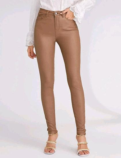Pantalon Camel Style Huilé