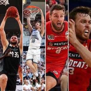 Sharks into Aussie NBL Grand Final