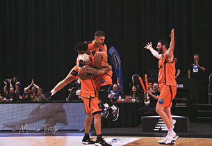 Sharks claim history with 3X3 win