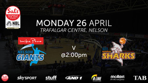 GAME PREVIEW - Sharks @ Giants