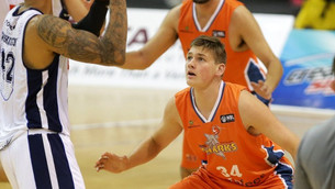 Sharks end successful NBL Blitz with loss