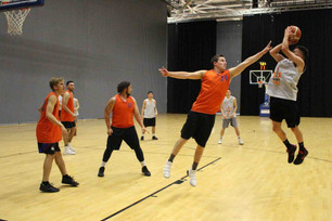 Orange and Blue into Summer League Final