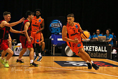 Sharks open 3X3 with win over Rams