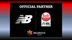 Global brand New Balance partners with Sal's NBL