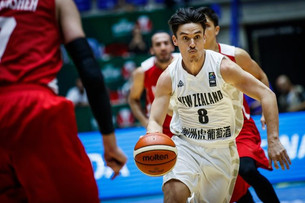 Young Tall Blacks into Medal Contention