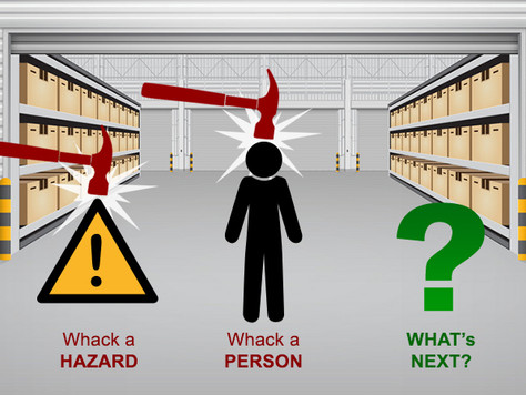 "What's Next After ""Whack-a-Hazard"" or ""Whack-a-Person""?"