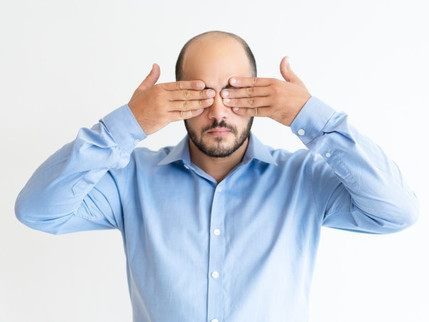 What is Human Error Agnosia and Do You Suffer From It?