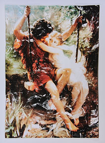 22 SIN TITULO VII, IMPRESION DIGITAL-PAP
