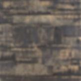 54 SIN TITULO, MIXTA-MADERA, 150 X 150 C