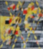 867 TIEMPO TRASLUCIDO I, MIXTA-TELA, 160