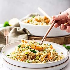 Salade Quinoa et Patates douces