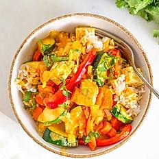 Tofu Panang