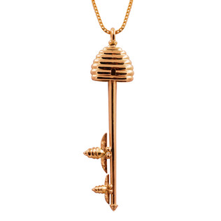 Bee Key & Chain.jpg
