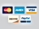 mc amex visa disc paypal icon.png