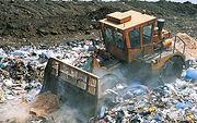 Rubbish waste removal & disposal