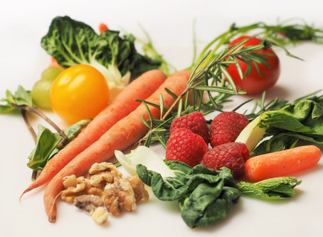 Few Tips On How To Enrich Your Family's Diet With Antioxidants