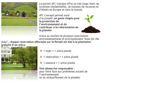 Participez à la reforestation de notre planète avec un service gratuit