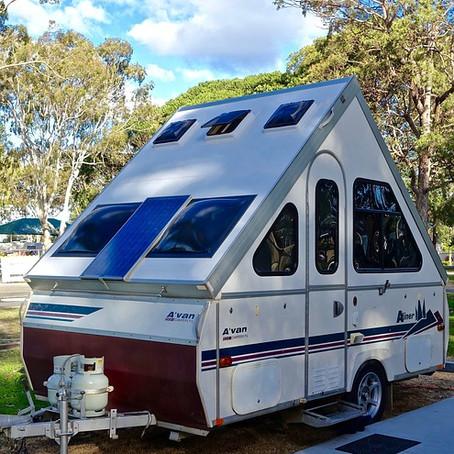 Een Campingvakantie van tevoren plannen?