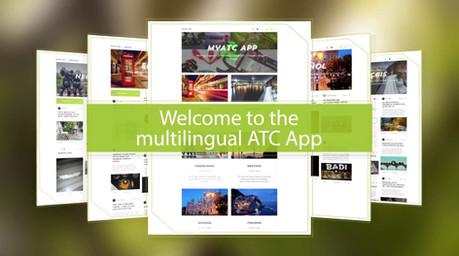 The multilingual ATC App