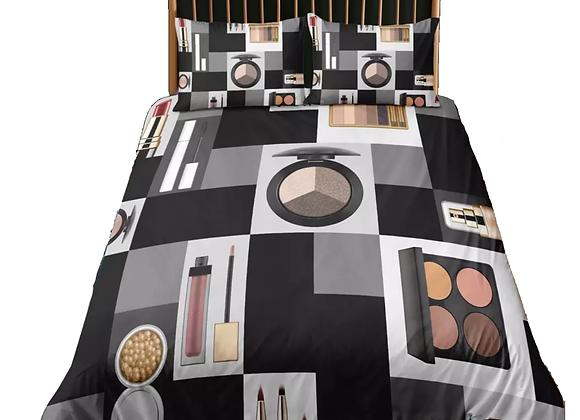 Makeup Theme Bedding