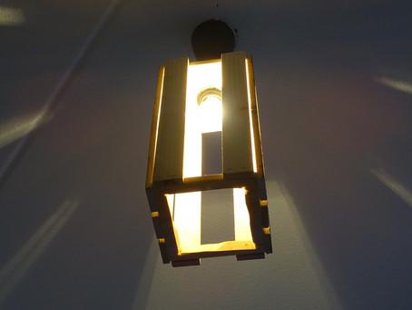 N'aimeriez-vous pas avoir votre propre lampe nominative?