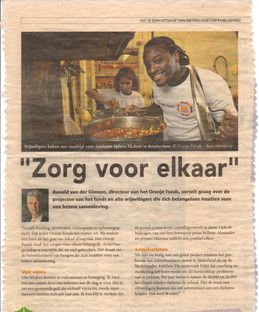 Mr ATC in the dutch news...