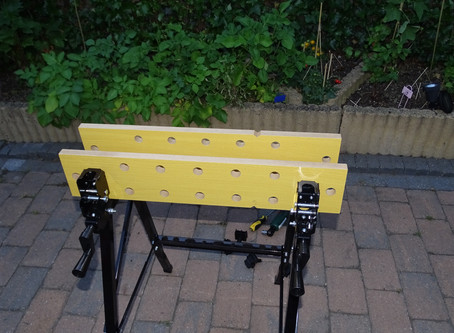 What a foldable workbench is used for???