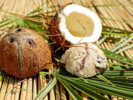 Les vertus de la noix de coco!