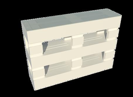 XXL Pallet shelf + Free plan