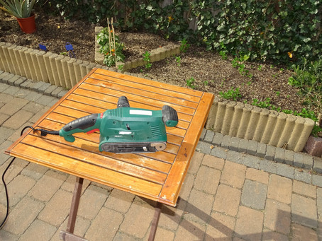 Proteja tu mesa al aire libre del frío del invierno quemàndola! ¿¿Qué??