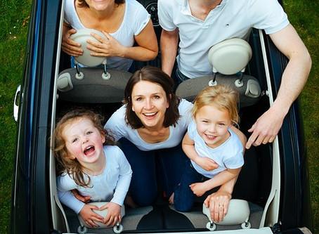 ¿Vas a tomar unas vacaciones con sus hijos?
