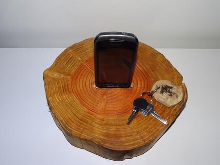 Come costruire il proprio portatelefono in legno?