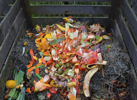 Tag someone you know for: Composting...
