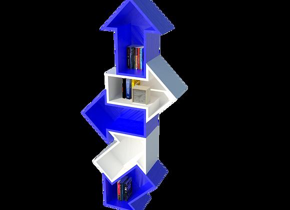 BOOKI 3D Plan