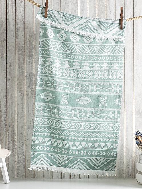 Beach Towel Green