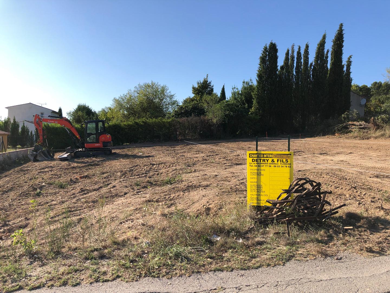 CONSTRUCTION VILLA VILLELAURE 84