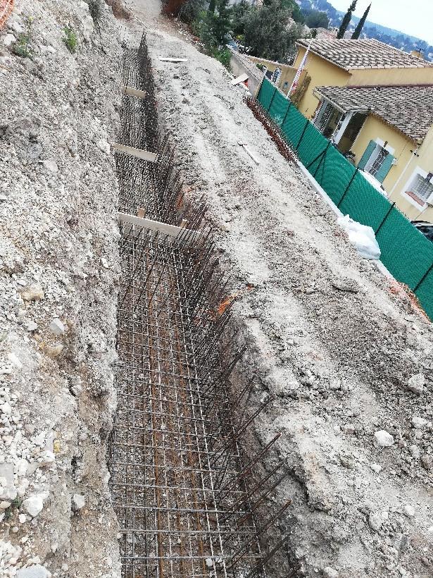 CONSTRCUTION PISCINE