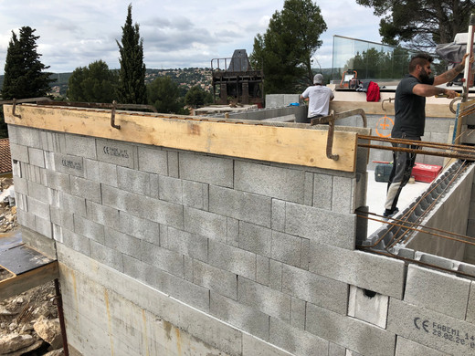 CONSTRUCTION PISCINE VELAUX 13
