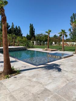 Rénovation piscine