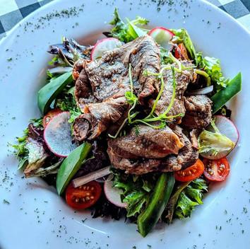 Thin sliced Ribeye Steak