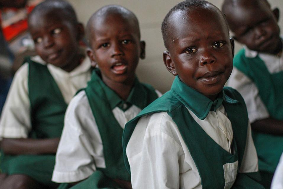The Good Shepherd Academy, Juba, South Sudan.   2018 Juba, South Sudan