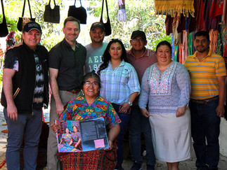 IAP filming in Guatemala