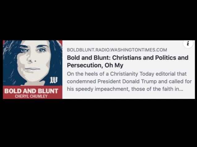 Jordan Allott Interviewed for Washington Times Podcast