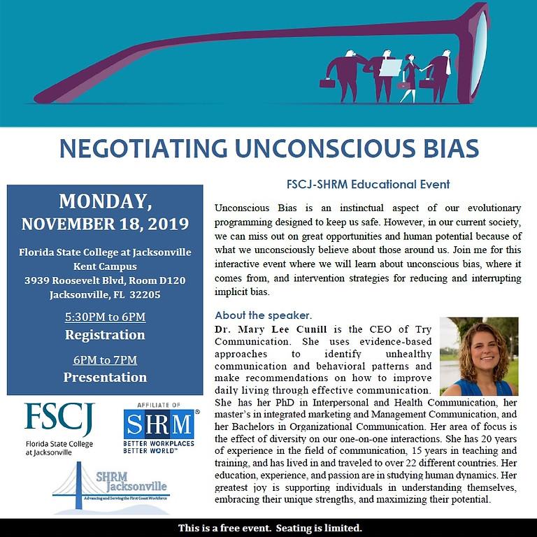 Negotiating Unconscious Bias