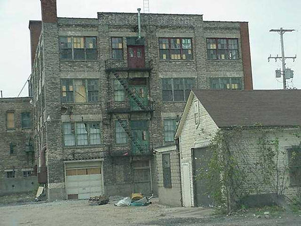 York Factory 1980's