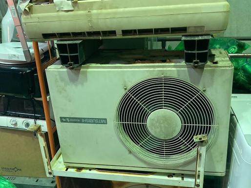 エアコンの買取について