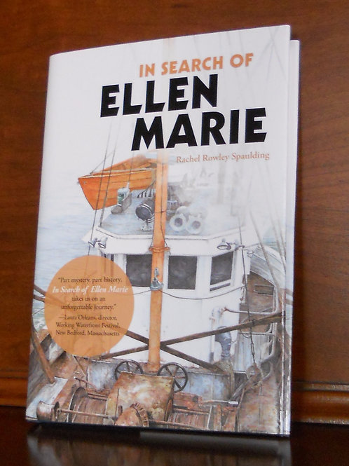 IN SEARCH OF ELLEN MARIE - Soft Cover